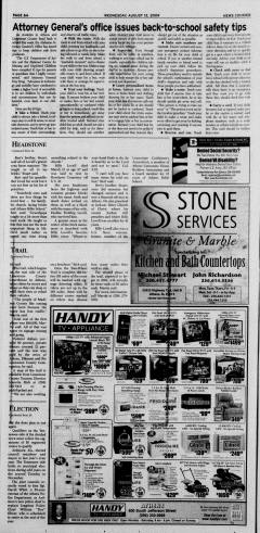 Athens News Courier, August 12, 2009, Page 11