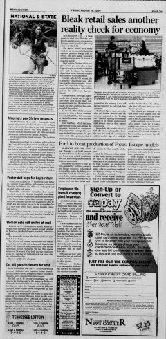 Athens News Courier, August 14, 2009, p. 5