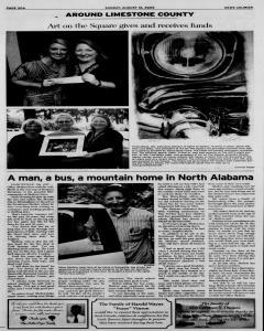 Athens News Courier, August 16, 2009, Page 40