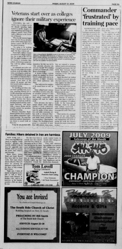 Athens News Courier, August 21, 2009, Page 17