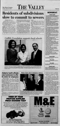 Athens News Courier, August 23, 2009, Page 11