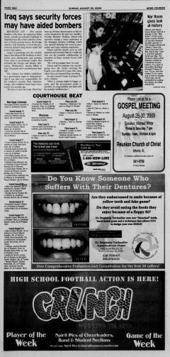 Athens News Courier, August 23, 2009, Page 51