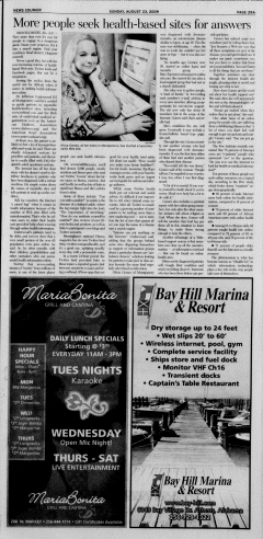 Athens News Courier, August 23, 2009, Page 57