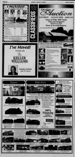 Athens News Courier, August 23, 2009, Page 87