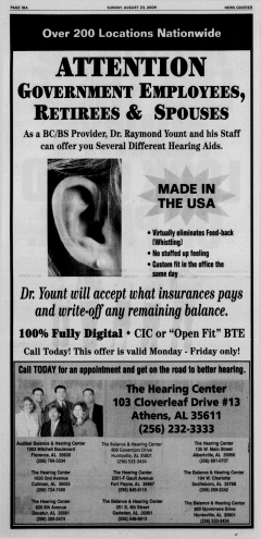Athens News Courier, August 23, 2009, Page 36