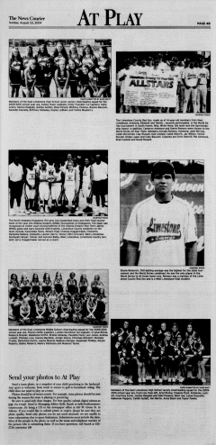 Athens News Courier, August 23, 2009, Page 72