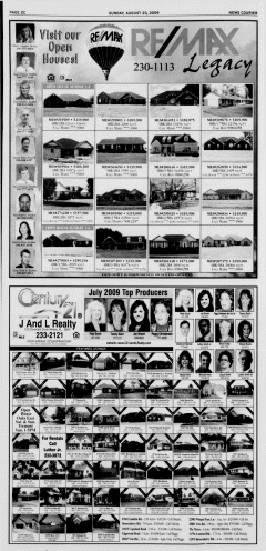 Athens News Courier, August 23, 2009, Page 76