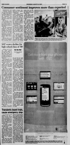 Athens News Courier, August 26, 2009, Page 14