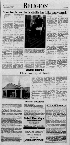 Athens News Courier, August 28, 2009, Page 21