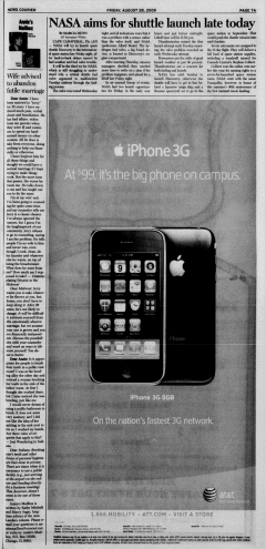 Athens News Courier, August 28, 2009, Page 14