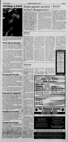 Athens News Courier, August 30, 2009, Page 5