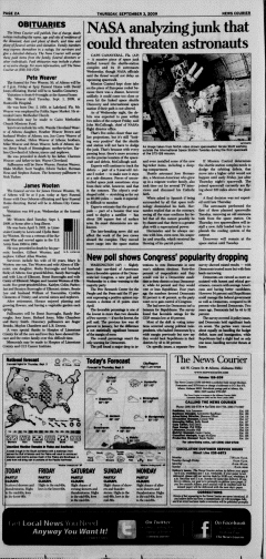 Athens News Courier, September 03, 2009, Page 4