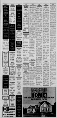 Athens News Courier, September 04, 2009, Page 40