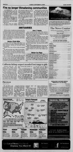 Athens News Courier, September 06, 2009, Page 3