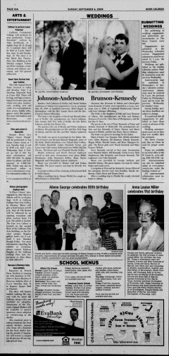 Athens News Courier, September 06, 2009, Page 20