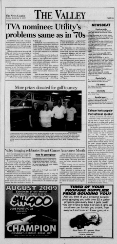 Athens News Courier, September 13, 2009, Page 11