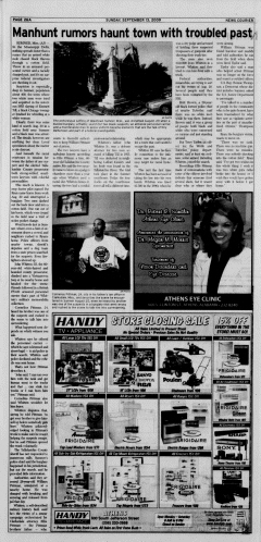 Athens News Courier, September 13, 2009, Page 51