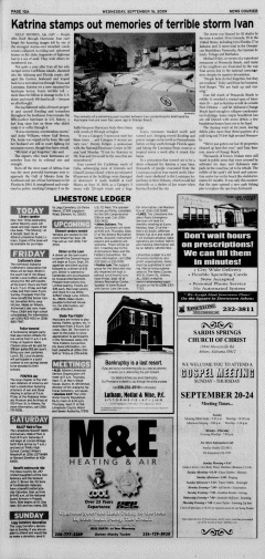 Athens News Courier, September 16, 2009, Page 10