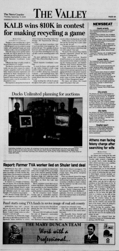 Athens News Courier, September 17, 2009, Page 7