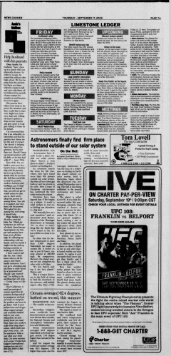 Athens News Courier, September 17, 2009, Page 14