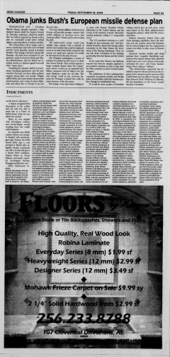 Athens News Courier, September 18, 2009, Page 9