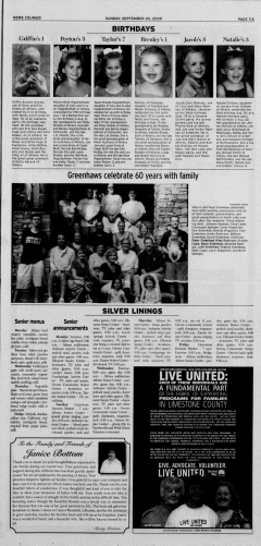 Athens News Courier, September 20, 2009, Page 21