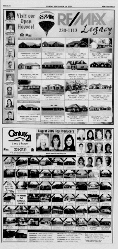 Athens News Courier, September 20, 2009, Page 75