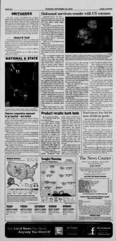 Athens News Courier, September 24, 2009, Page 3