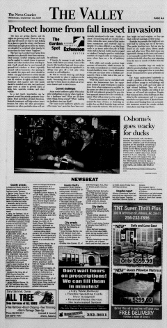 Athens News Courier, September 30, 2009, Page 7