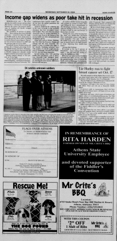 Athens News Courier, September 30, 2009, Page 11