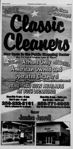 Athens News Courier, September 30, 2009, Page 29