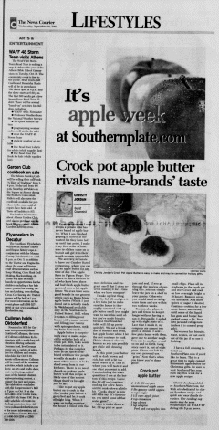 Athens News Courier, September 30, 2009, Page 65
