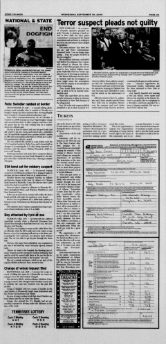 Athens News Courier, September 30, 2009, Page 6