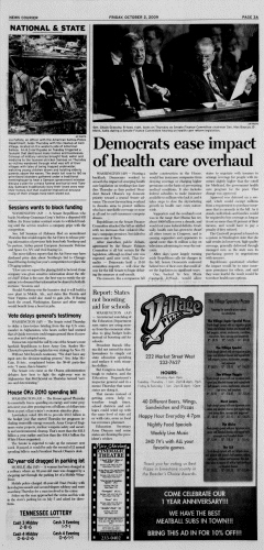 Athens News Courier, October 02, 2009, Page 5