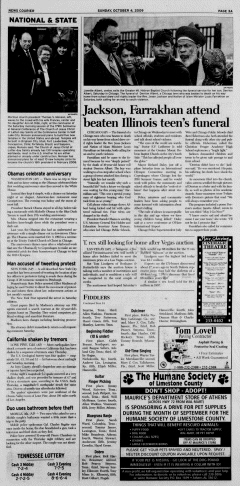 Athens News Courier, October 04, 2009, p. 5