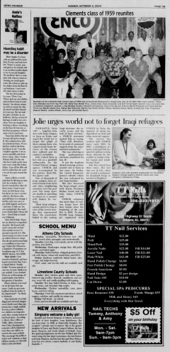 Athens News Courier, October 04, 2009, p. 21