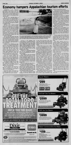 Athens News Courier, October 04, 2009, Page 35