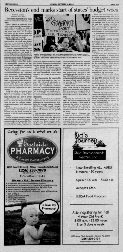 Athens News Courier, October 04, 2009, Page 41