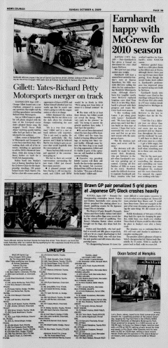 Athens News Courier, October 04, 2009, Page 49