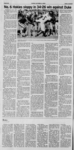 Athens News Courier, October 04, 2009, Page 51