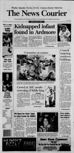 Athens News Courier, October 04, 2009, p. 2