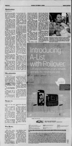 Athens News Courier, October 04, 2009, p. 16