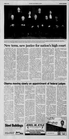 Athens News Courier, October 04, 2009, Page 40