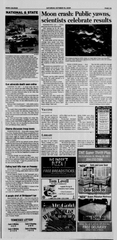 Athens News Courier, October 10, 2009, p. 6