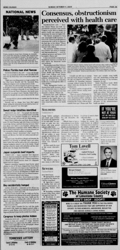 Athens News Courier, October 11, 2009, Page 5