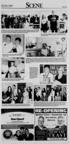 Athens News Courier, October 11, 2009, Page 29