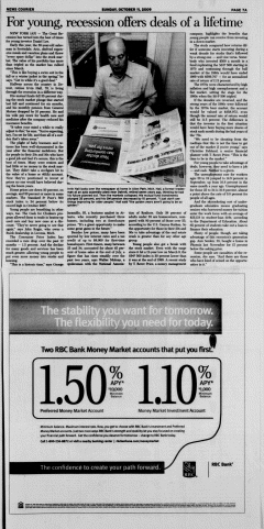 Athens News Courier, October 11, 2009, Page 14