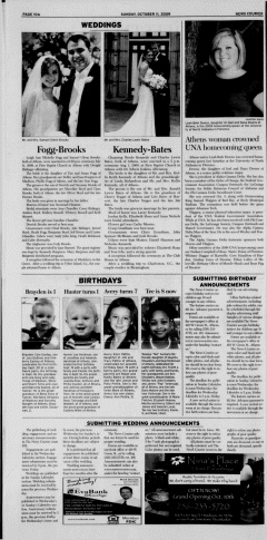 Athens News Courier, October 11, 2009, Page 20