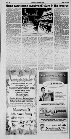 Athens News Courier, October 11, 2009, Page 36