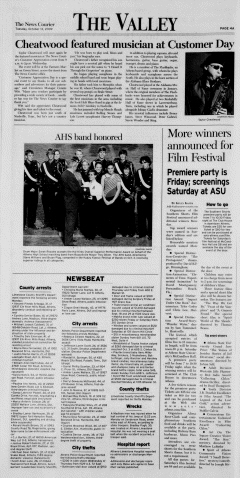 Athens News Courier, October 13, 2009, Page 7